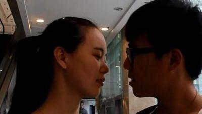接吻大考验