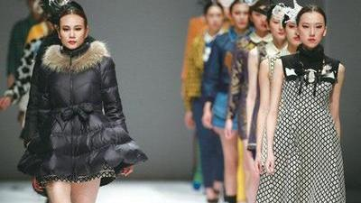 高贵美艳礼服发布 悉尼时装周春夏展