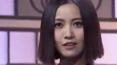 姚贝娜唱葫芦娃萌到爆 赵雅芝拒绝给郑少秋拥抱