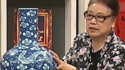 雍正时期天球瓶 珠山八友作品受青睐