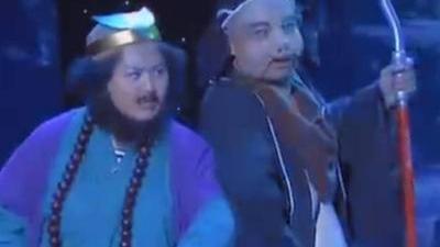 舞台剧大圣归来 二师兄大战黄袍怪