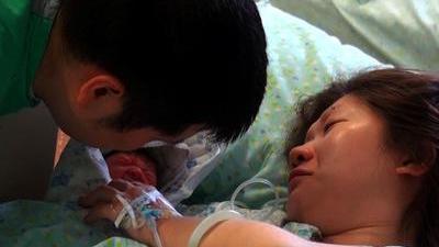 精神引导对宝宝至关重要 子书韶菲共进退安全迎来宝宝