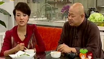 土豆丝炝穿心莲