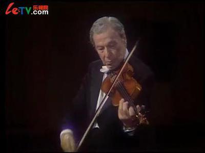 巴赫:恰空 小提琴独奏