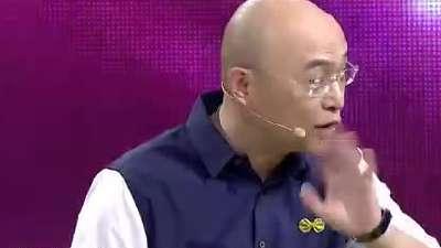 孟非遭遇现场求婚  郭德纲变身气球人