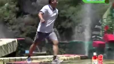 《冲关大峡谷》20130727:景区队获胜