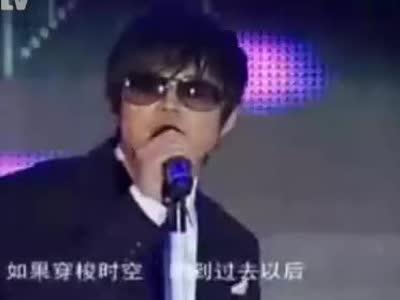 好声音第二季阿里郎_中国好声音第二季选手阿里郎组合金润吉《兰花