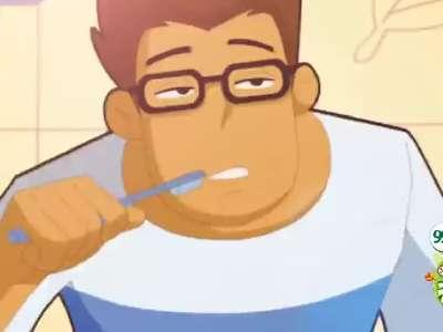 《爸爸去哪儿》卡通片头—爸爸去哪儿