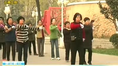广场舞扰民男子鸣枪放藏獒 9成网友反对延迟退休