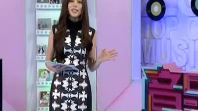 本周中韩欧音乐排名