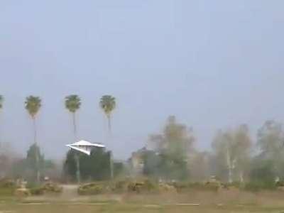 史上最巨型的纸飞机!这才好玩