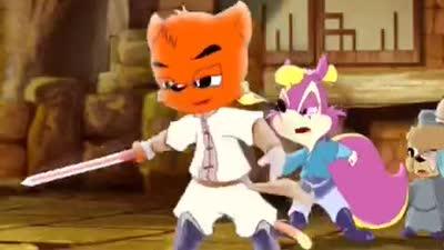 《虹猫蓝兔光明剑》第05集
