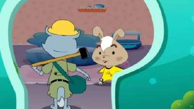 《兔宝宝和三件神奇宝贝》第21集
