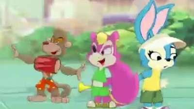 《虹猫蓝兔小幽默》第02集