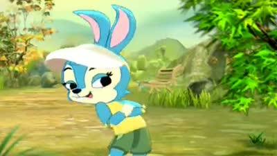 《虹猫蓝兔你问我答》第50集