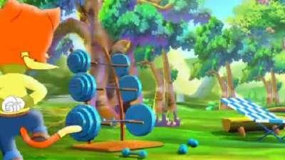 《虹猫蓝兔你问我答》第04集