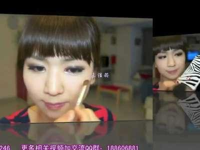 化妆的正确步骤 化妆教学