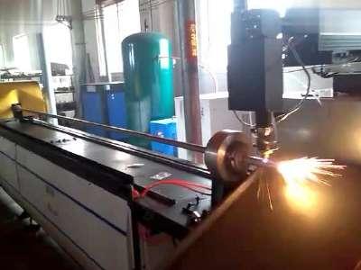 6米圆管激光切割机|激光切管机|管材激光切割机