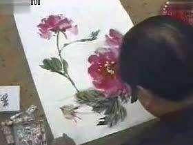 大写意牡丹的画法- 在线观看