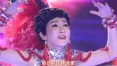 萨顶顶演唱《来者摩羯》-2013天津卫视春晚