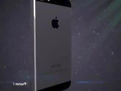 iphone5s广告完成