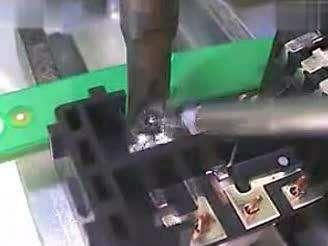 微点焊补线机电路图