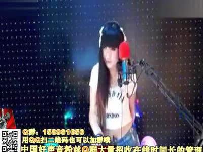 美女dj现场打碟 中国好声音粉丝群宣传片