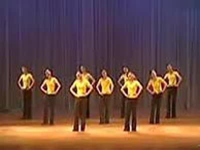舞蹈幼儿舞蹈教学视频大全