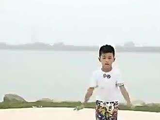 儿童舞蹈版小苹果广场舞