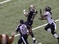 NFL 常规赛第12周 巴尔的摩乌鸦vs新奥尔良圣徒(中文)