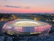 中国资本造最美球场! 4分钟回顾万达球场建设全程