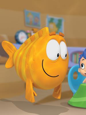 泡泡孔雀鱼 第一季